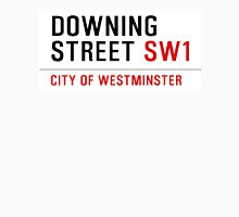 DOWNING STREET SW1 CITY OF WESTMINSTER ENGLAND Unisex T-Shirt