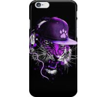 DJ Tiger iPhone Case/Skin