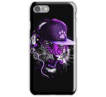 DJ Tiger iPhone Case/Skin