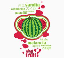 FruitHeads - watermelon Unisex T-Shirt