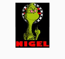 Nigel the Grinch Who Stole England Unisex T-Shirt