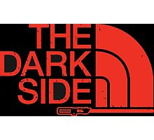The Dark Side T-Shirt Photographic Print