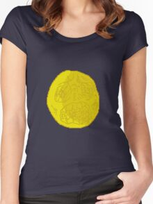 Sprinkler Moon Women's Fitted Scoop T-Shirt