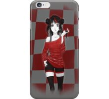 Music is the Poetry of the Air iPhone Case/Skin