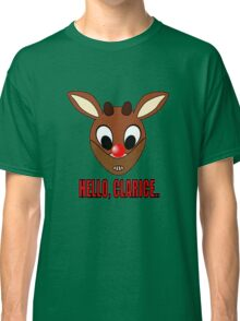 Red Nosed Cannibal  Classic T-Shirt