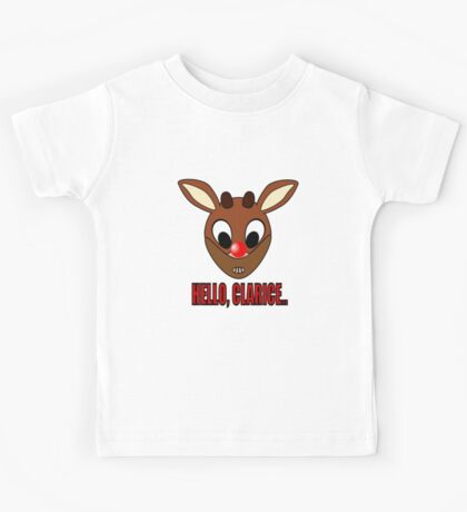 Red Nosed Cannibal  Kids Tee