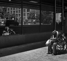 homeless by Derek Williams