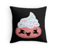 S&!@@y sprinkles Throw Pillow