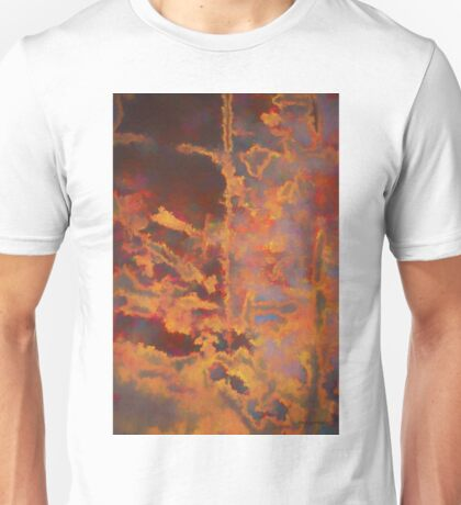 Color Abstraction LXXI Unisex T-Shirt