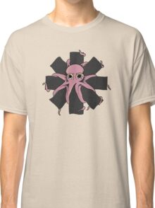 Red Hot Chili Peppers - Positive Mental Octopus Classic T-Shirt
