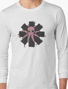 Red Hot Chili Peppers - Positive Mental Octopus Long Sleeve T-Shirt