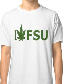 I Love FSU Classic T-Shirt