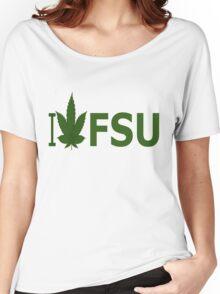 I Love FSU Women's Relaxed Fit T-Shirt