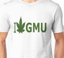 I Love GMU Unisex T-Shirt