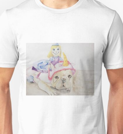 Damsel In Distress Costume Unisex T-Shirt