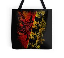 The Viper and the Mountain Tote Bag
