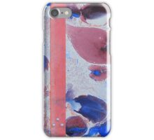 Marbled_003 iPhone Case/Skin