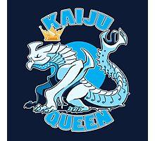 kaiju queen Photographic Print