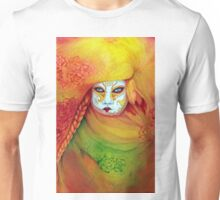 Eye of Flora Marz Unisex T-Shirt