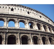 When in Rome Photographic Print
