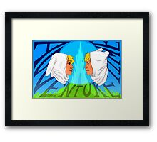 Adventure Time || ScarlettDesigns Framed Print