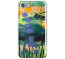 Marsh Blooms iPhone Case/Skin