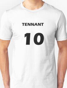 Tennant Jersey T-Shirt