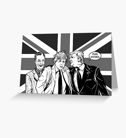 F*ck Brexit Greeting Card