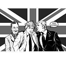 F*ck Brexit Photographic Print