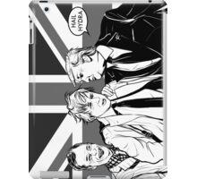 F*ck Brexit iPad Case/Skin