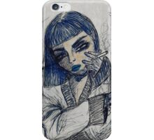 DONT U FUCK WITH ME iPhone Case/Skin