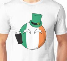 Ireland Ball Unisex T-Shirt