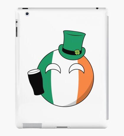 Ireland Ball iPad Case/Skin