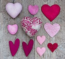 Heart Collection by artsandsoul