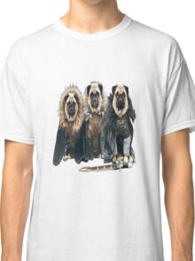 Game of Thrones - Pugs Classic T-Shirt