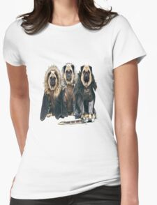 Game of Thrones - Pugs Womens Fitted T-Shirt
