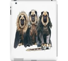 Game of Thrones - Pugs iPad Case/Skin