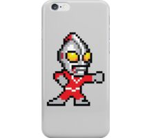 Mega Ultraman iPhone Case/Skin