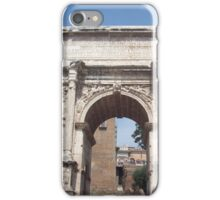 Towers from Europe iPhone Case/Skin