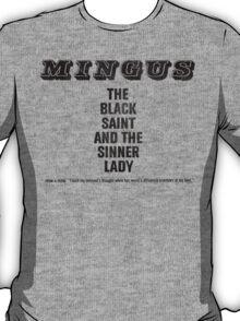 The Black Saint and the Sinner Lady - Charles Mingus T-Shirt
