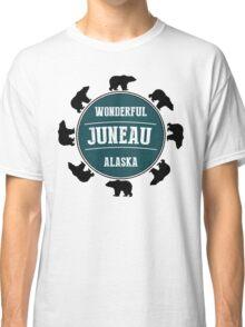 Juneau, Alaska Classic T-Shirt
