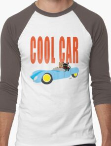 Cool Car Men's Baseball ¾ T-Shirt