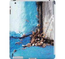 { Corners: where the walls meet #08 } iPad Case/Skin