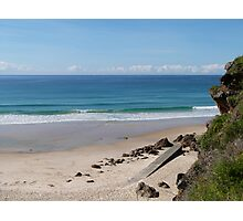 Cool Rocky Point Photographic Print