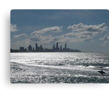 Surfers Paradise! Canvas Print