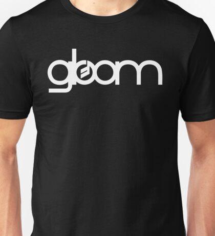 Gloom - Moog Parody Logo White Unisex T-Shirt