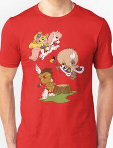 Paw Paws Unisex T-Shirt