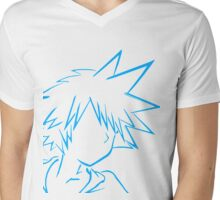 Sora  Mens V-Neck T-Shirt