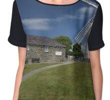Windmill Chiffon Top