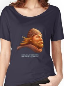 Maelstrom - Never Forget - Viking Women's Relaxed Fit T-Shirt